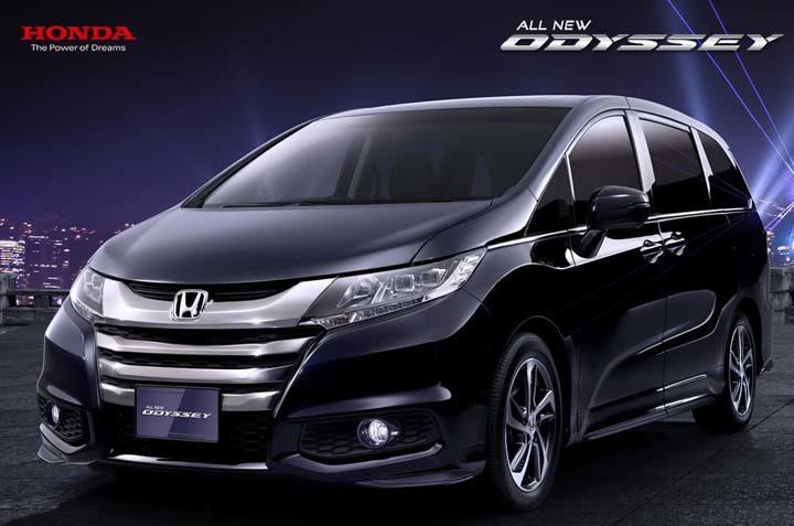 All New Honda Odyssey Madiun, Magetan, Ngawi, Ponorogo, Pacitan, Caruban, Saradan, Bojonegoro, dan Nganjuk