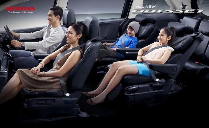Harga All New Honda Odyssey terbaru 2016 Madiun, Magetan, Ngawi, Ponorogo, Pacitan, Caruban, Saradan, Bojonegoro, dan Nganjuk