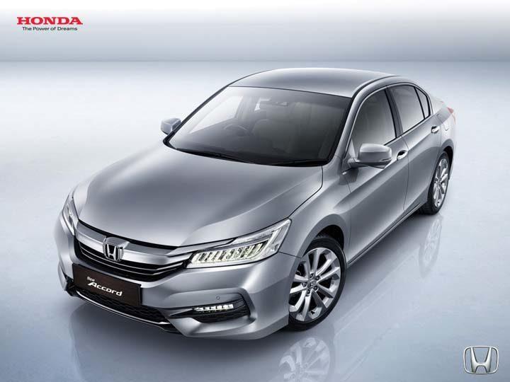 Harga New Honda Accord terbaru 2016