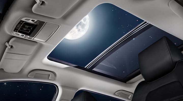 Panoramic Sun Roof CR-V Turbo
