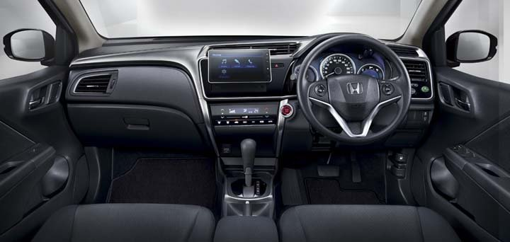 Interior New Honda City
