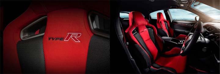 Jok Civic Type R